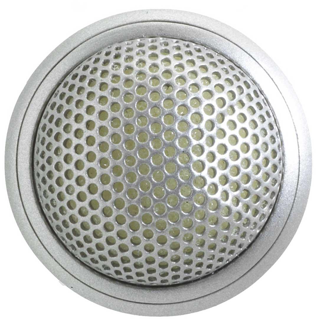 Low Profile Cardioid Boundary Mic Aluminum