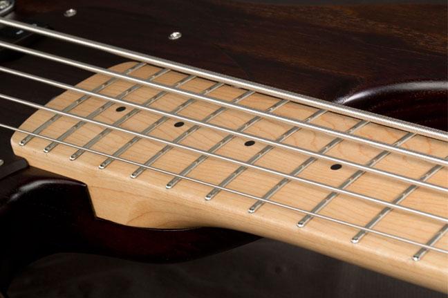 ATK Premium Flat Walnut Premium Series Electric Bass