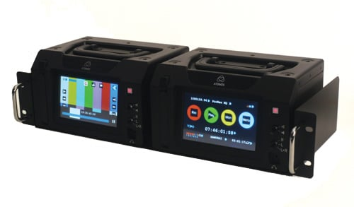 Dual Recorder/Player/Monitor