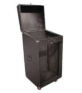 10RU Top/16RU Slanted Carpeted DJ Case