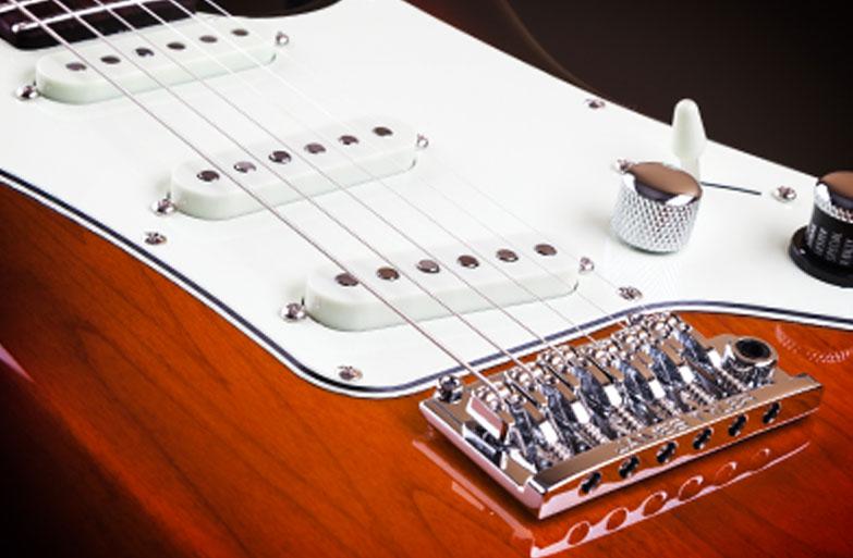 James Tyler Double-Cutaway SSS Electric Guitar