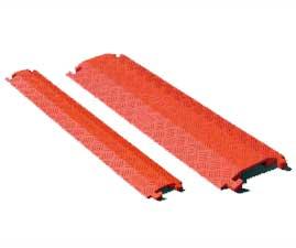 Checkers CHK-FL1X15-B Cable Protector, Drop Over, Black CHK-FL1X15-B