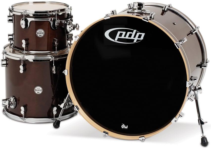 Pacific Drums PDCM2413 Concept Series Maple 3-Piece Shell Pack PDCM2413