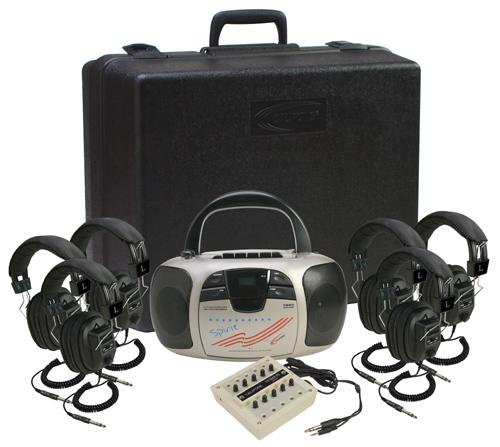 6-Person Listening Center