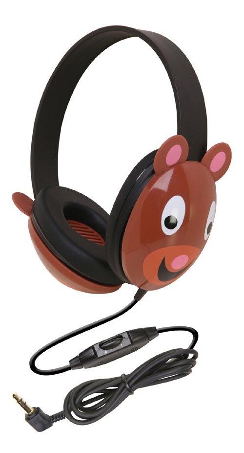 Bear Headphones