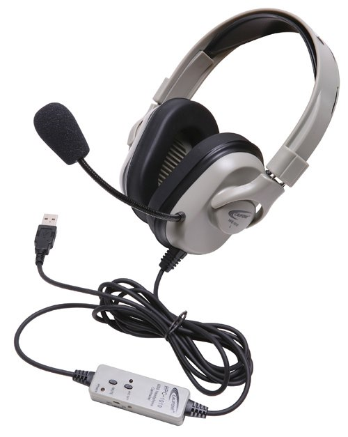 Titanium™ Series USB Headset