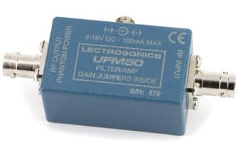 50 Mhz UHF Filter/Amplifier Module (Block 25-26)