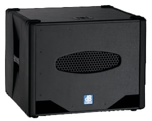"18"" 800W Active Subwoofer"