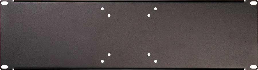 Delvcam ULCD-2 Universal LCD Rackmount, Black