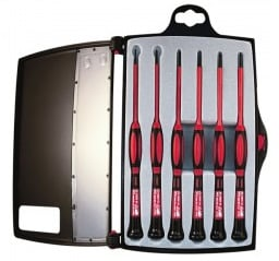 6-Piece KV Insulated Precision Screwdriver Set