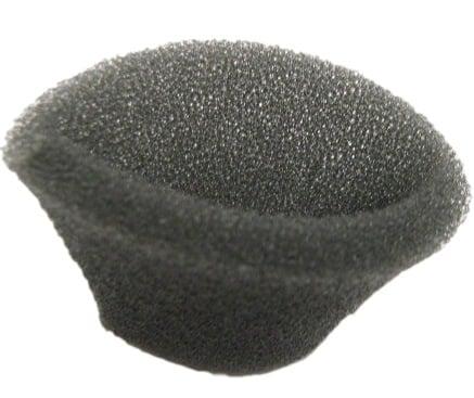EV Mic Rear Foam
