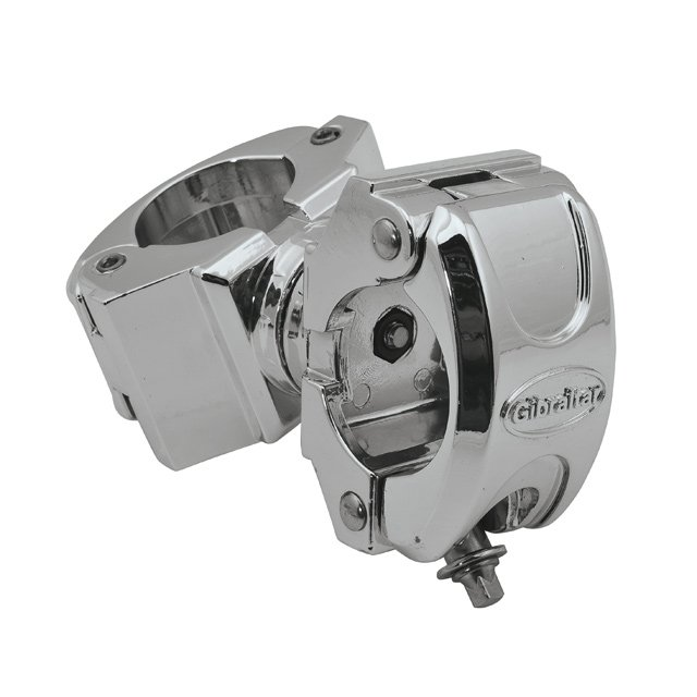 Chrome Series Adjustable Right Angle Clamp