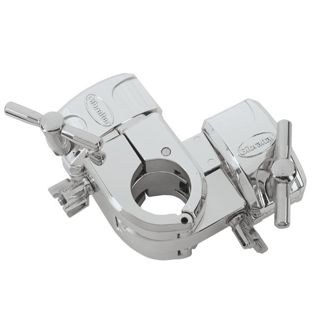 Chrome Series Stackable Right Angle Clamp
