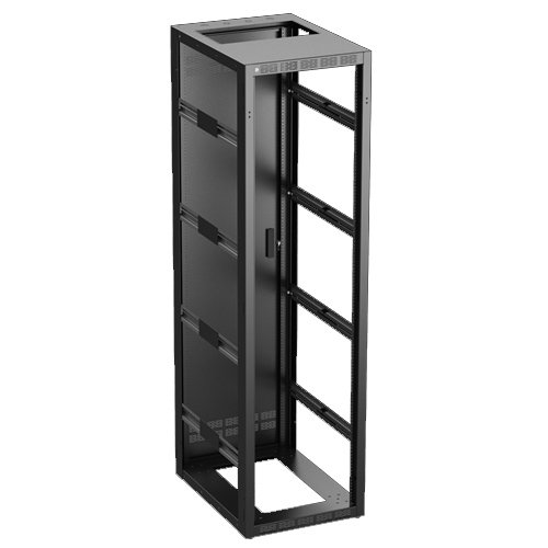 "44RU Standalone/ Gangable Rack, 30"" Deep"