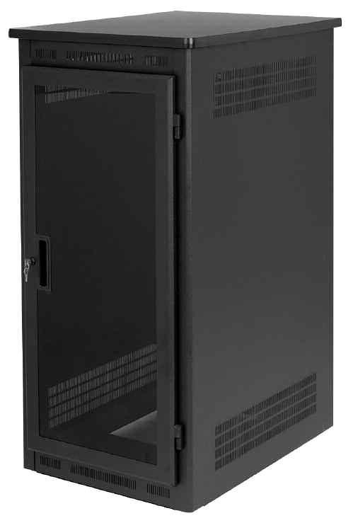 "24 RU (32"" Deep) Portable Presentation Rack"