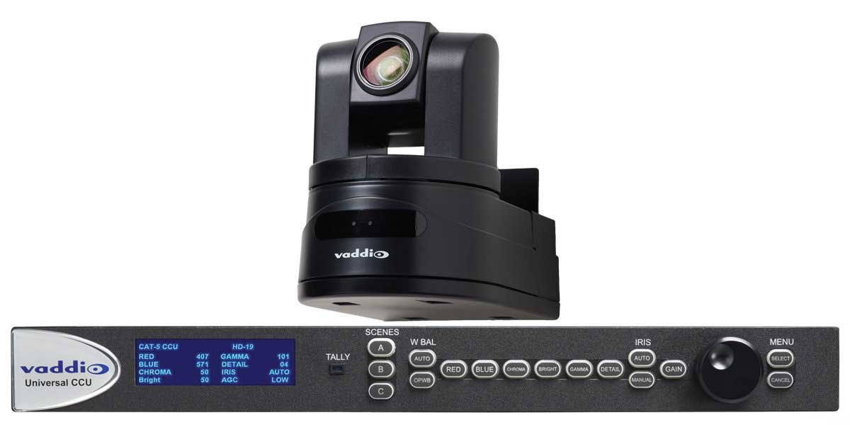 HD PTZ Camera Control System for ClearVIEW HD-19