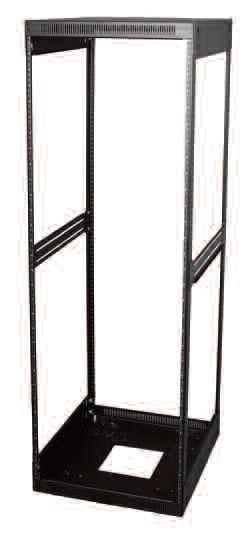 """Lowell LXR-1421 14 RU (21""""D) LXR Knock-Down Rack LXR1421"""