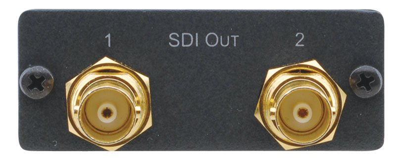 2-Channel 3G HD-SDI Fiber Optic Receiver