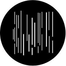 Linear 5 Gobo