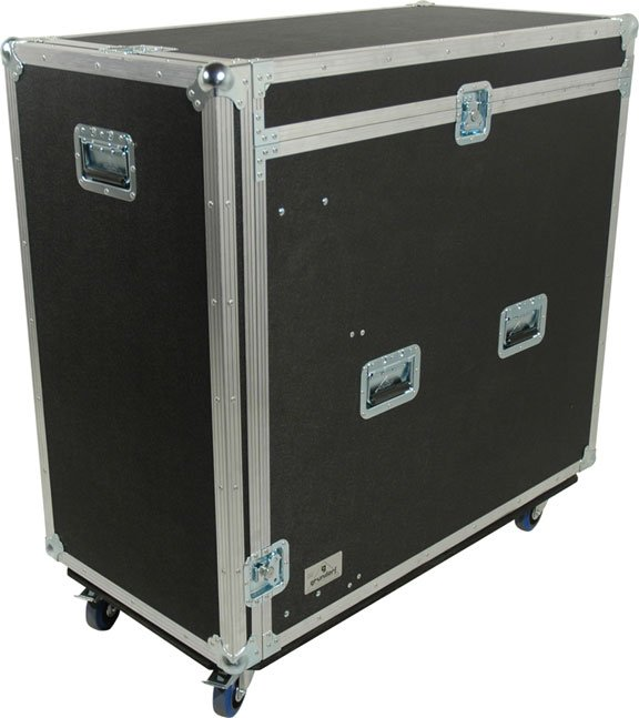 Tour 8 Series Snake Rack, 20 Space with Large Casters