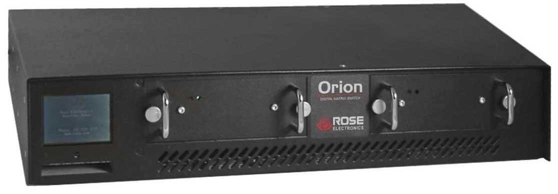 8x8 DVI/USB HID KVM/Crosspoint Switch