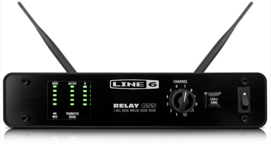 Digital Guitar Wireless System