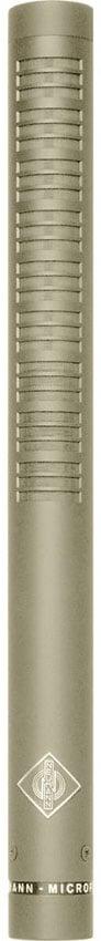 "9"" Short Shotgun Microphone in Satin Nickel Finish with Case & Windscreen"