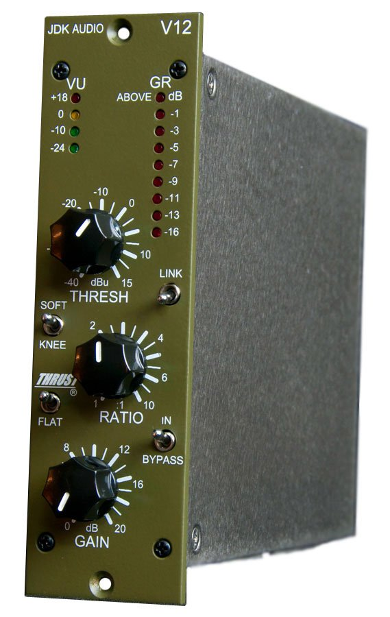 500 Series Single Channel Compressor