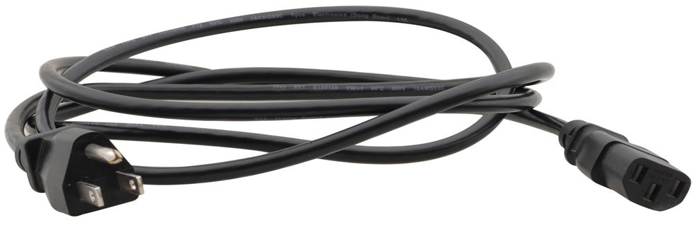 6' USA 110 V AC TBUS Power Cord