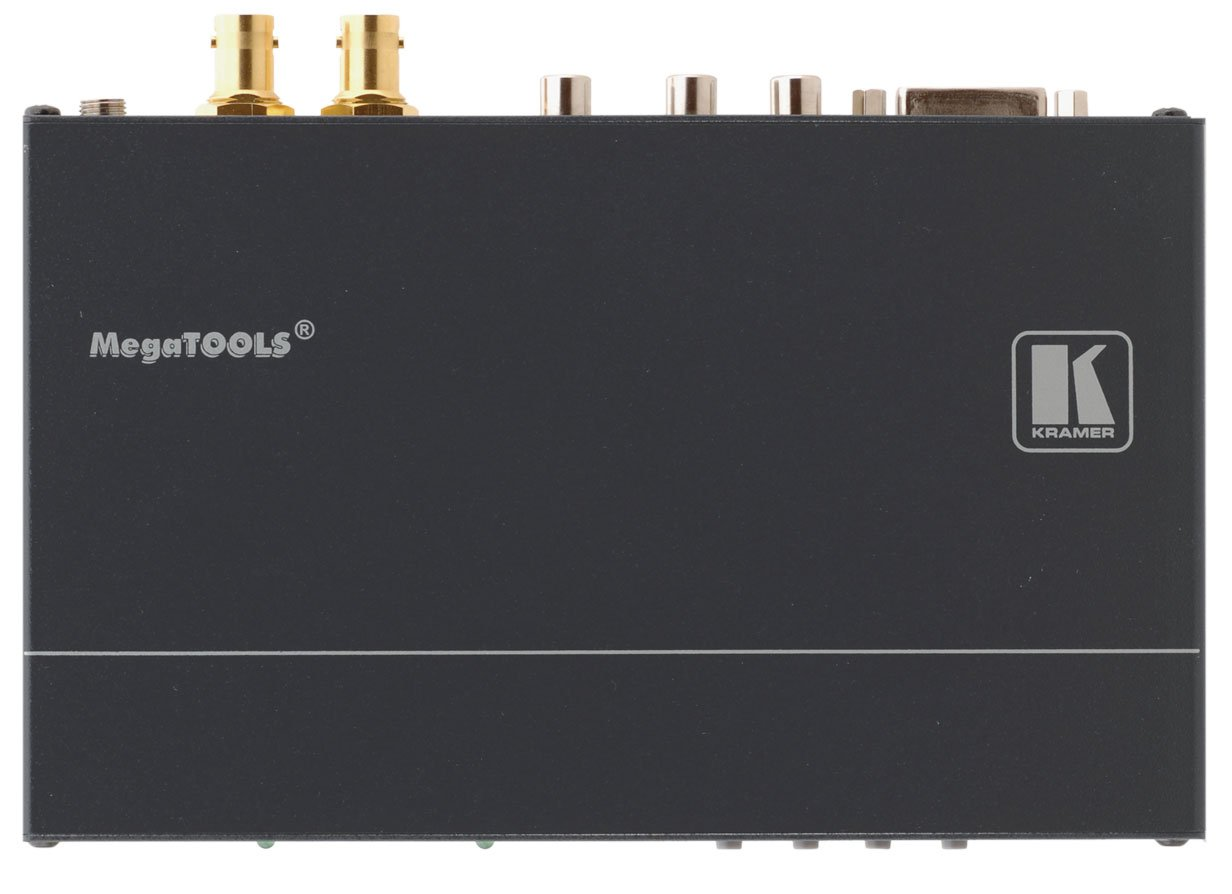 DVI & Audio to 3G HD-SDI ProScale™ Digital Scaler