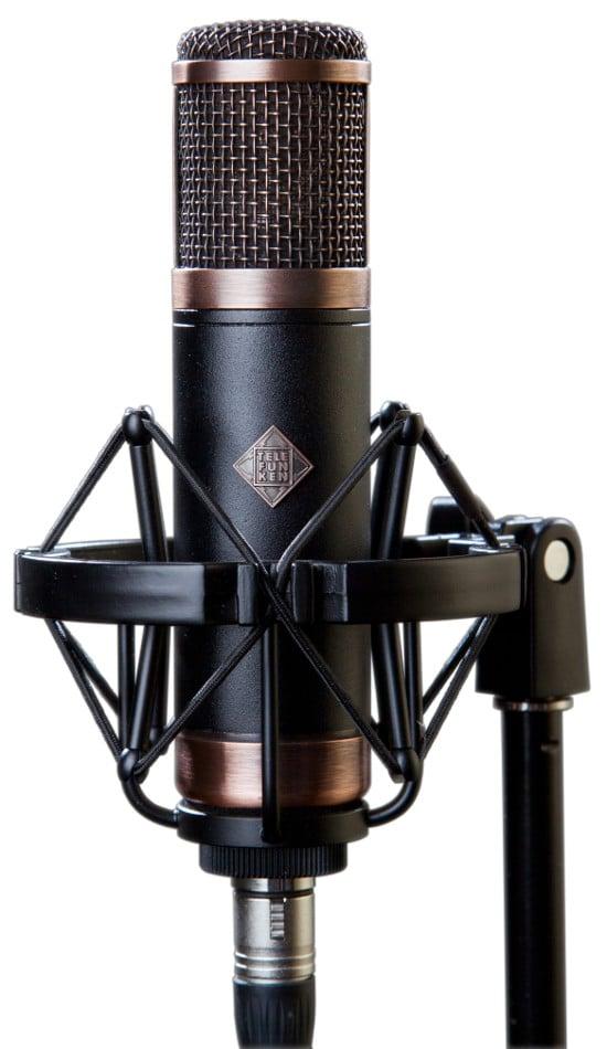 Cardioid Tube Condenser Microphone