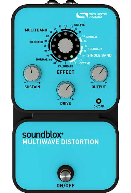 SoundBlox Multiwave Distortion
