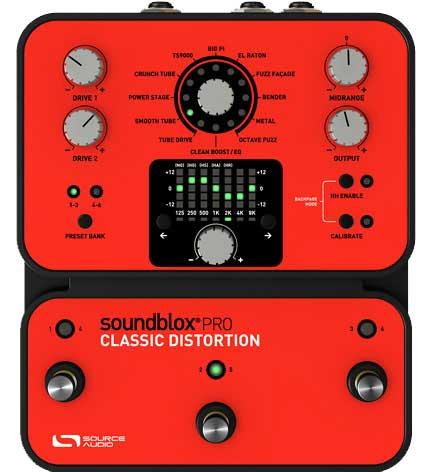 SoundBlox Pro Classic Distortion