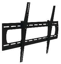 Premier Mounts P5080T  Tilting Low-Profile Flat Panel Mount, 300 lb Weight Cap. P5080T