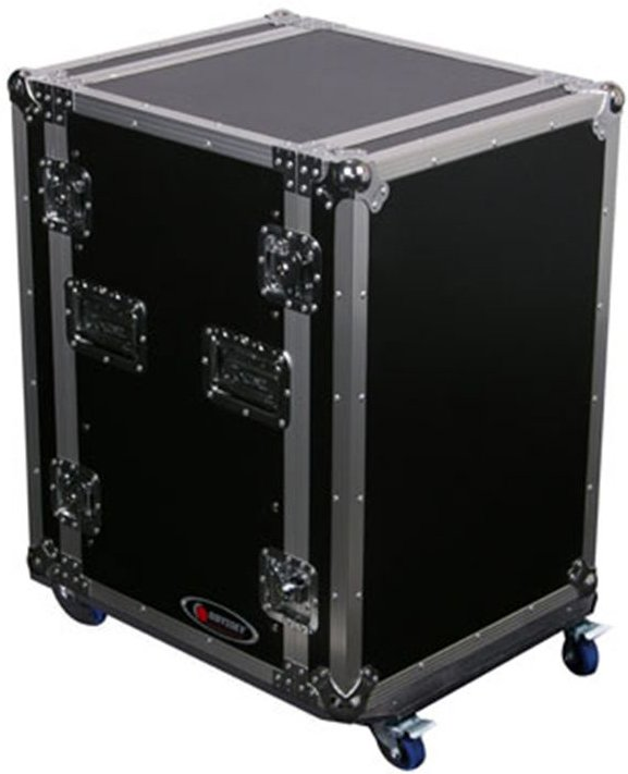 16RU Space Saver Amp Rack Case