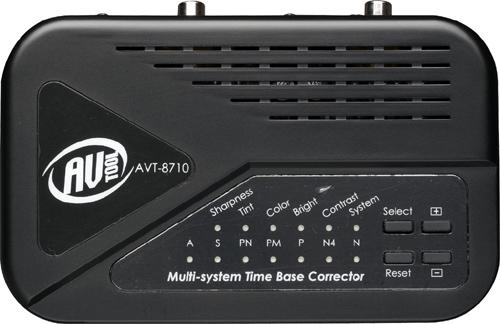 AV Tool AVT8710  Multi-Standard Time Base Corrector AVT8710