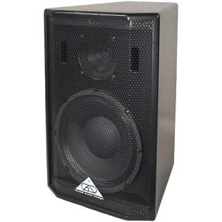 "2-Way GT Floor Monitor, 10"" Woofer, 1"" Driver, 90 Degree"