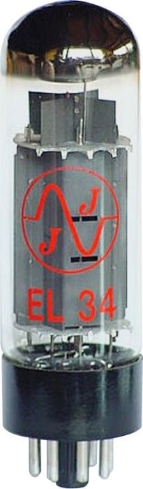 EL34 Power Vacuum Tube
