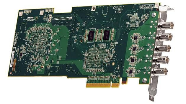 Quad HD Capture and ISO Recording Card for Telestream Wirecast