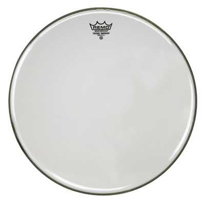 "12"" Clear Vintage Emperor Batter Drum Head"