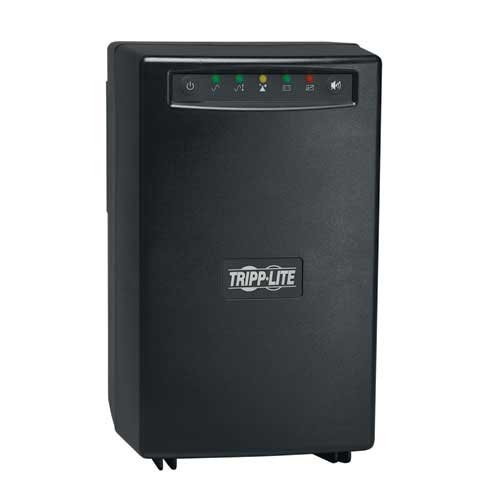 SmartPro Tower UPS System - Intelligent, Line Interactive Network Power Management System, 1500VA Tower