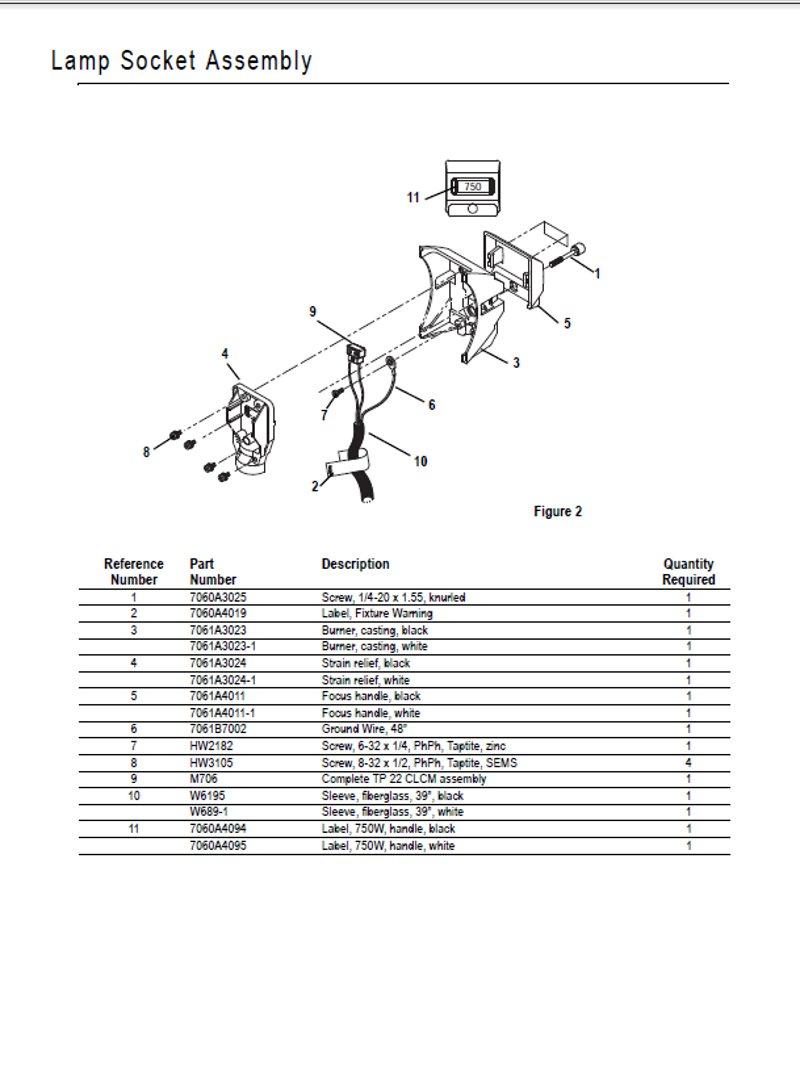 ETC/Elec Theatre Controls 7061A3029 ETC Source 4 Rotator Clip 7061A3029