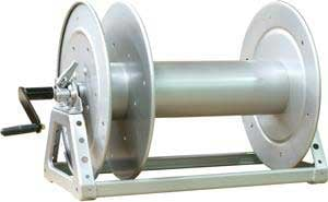 Super-Large Capacity Cable Reel, Split-Reel Design
