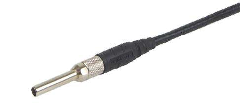2ft Video Patch Cable, Black