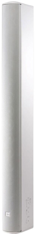 "16x 2"" 325W Line Array Column Loudspeaker in White"