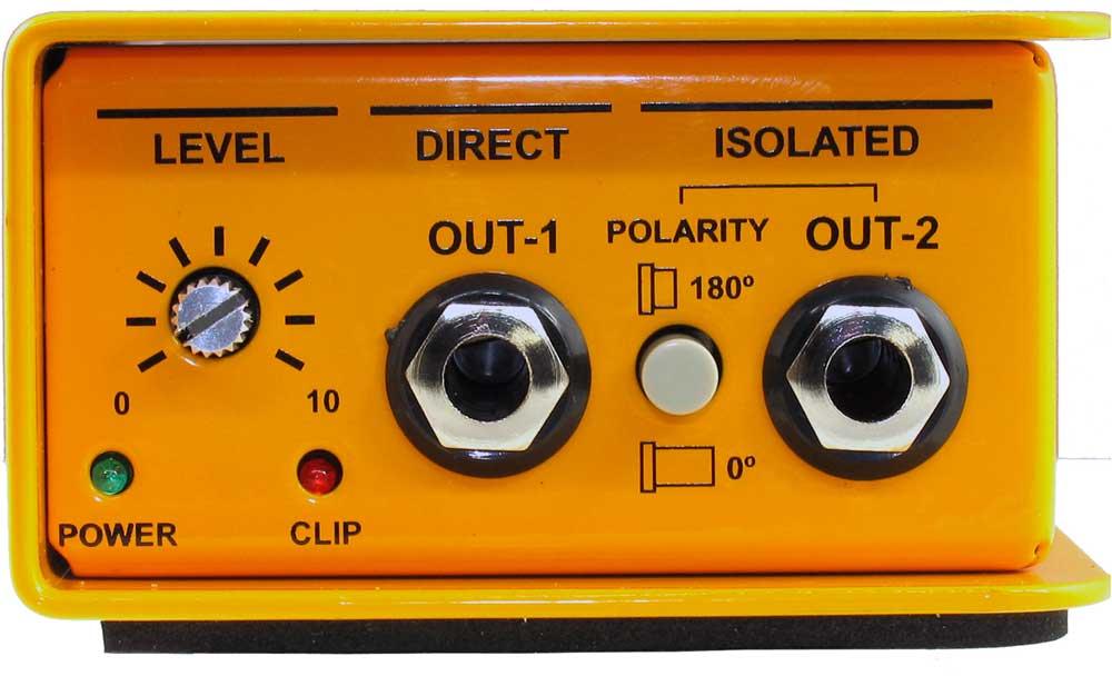 Active Re-Amplifier