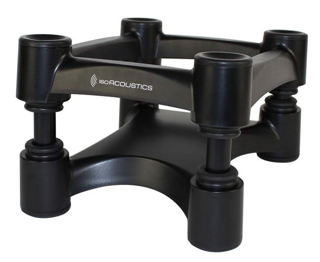 IsoAcoustics ISO-L8R200 Studio Monitor Stand, Pair ISO-L8R200