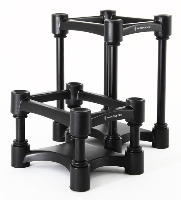 Studio Monitor Stands, Pair