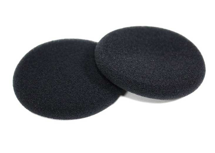 Earpads for the HED027, MIC044, and MIC0442P