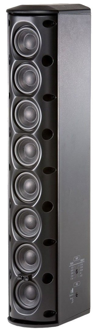 "600W 8x 2"" Line Array Column Loudspeaker"